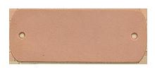 Model 1, werkelijke maat: 9,9 x 3,8 cm